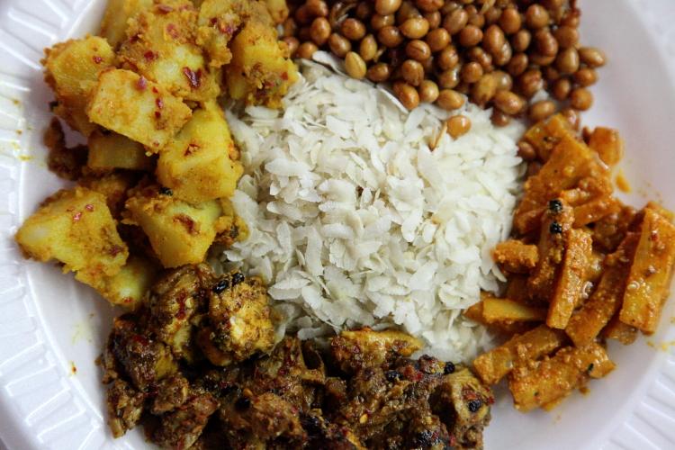Samae baji, Dhaulagiri Kitchen, Jackson Heights, Queens