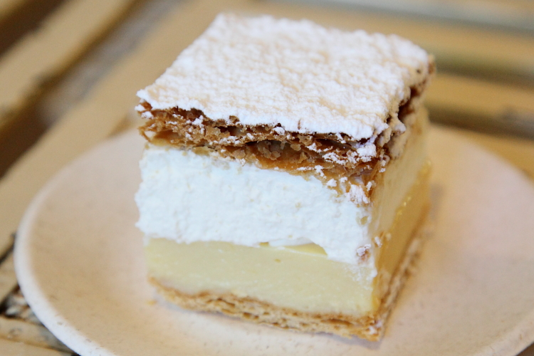 Napoleon (kremes), Farkas Pastry Shoppe, Cleveland