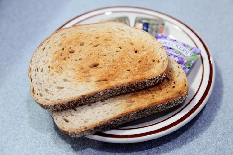 Rye toast, Odessa, Ave A, Manhattan