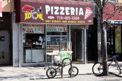 Xochil Pizzeria, Sunset Park, Brooklyn