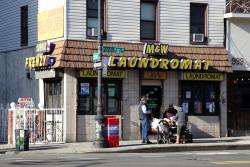 Tamal vendor, Greenpoint, Brooklyn