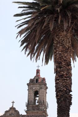 Parroquia Santo Tomas Apostal la Palma  Mexico City