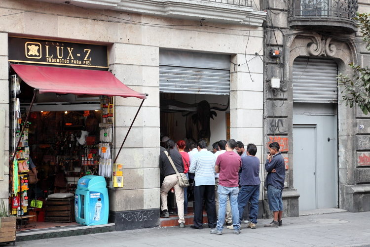 Taquería El Torito  Mexico City