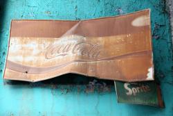 Disfrute Coca-Cola  toma Sprite  surviving signage  Mexico City