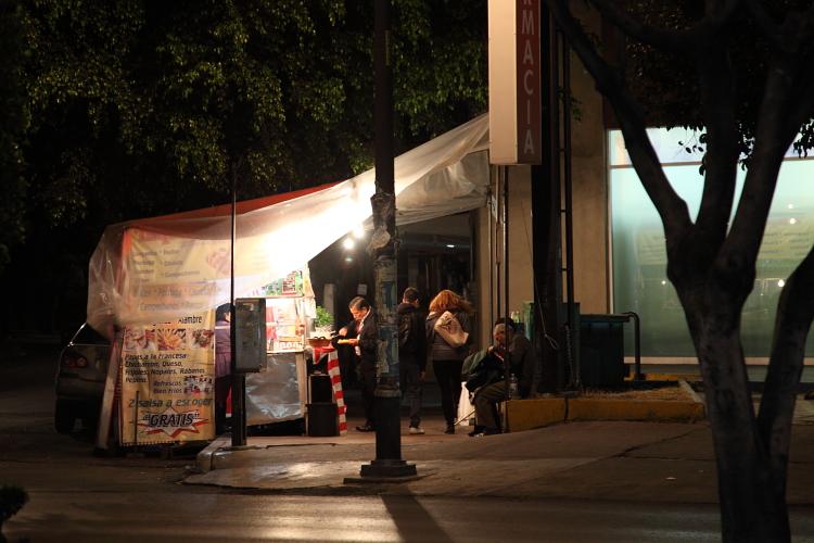 Taquería Uruapan  Mexico City