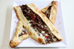 Kusbasili pide  Hazar Turkish Kebab  Bay Ridge  Brooklyn