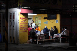 Caldos de Gallina Luis  Mexico City