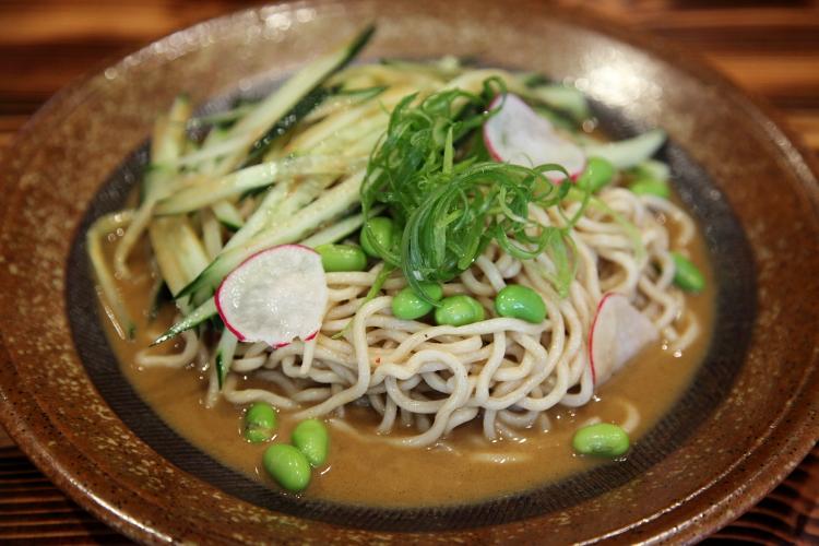 Sesame paste cold banmen  Peng's Noodle Folk  First Ave  Manhattan