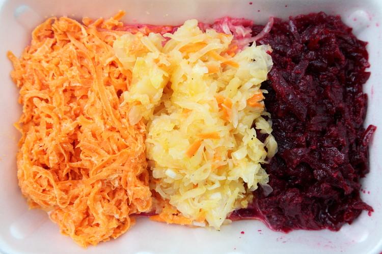 Salads  Park Deli  Greenpoint  Brooklyn
