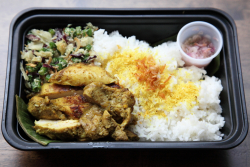 Ayam betutu  Bali Kitchen  East 4th St  Manhattan