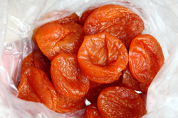 Dried apricots  R&M Glatt Supermarket  Forest Hills  Queens