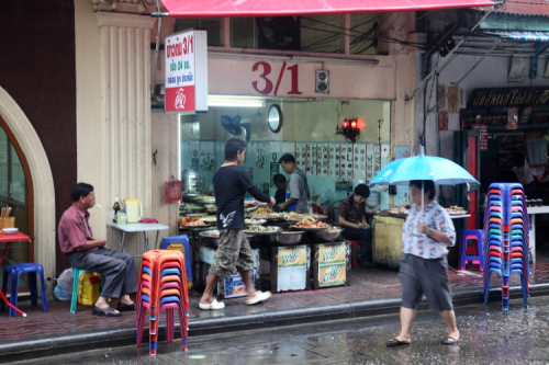 Casual restaurant  Bangkok