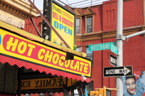 %22Hot chocolate %22 Crown Heights  Brooklyn