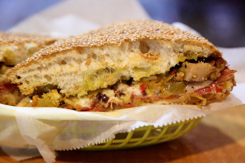 Muffuletta  Twin Suns  Bushwick  Brooklyn
