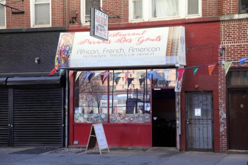 Paradis Des Gouts  Bedford-Stuyvesant  Brooklyn