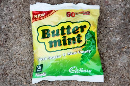Cadbury-branded  Nigeria-made butter mint candies  Gold Coast Supermarket  Mott Haven  Bronx