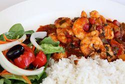 Camarao com arroz, Malagueta, Astoria, Queens