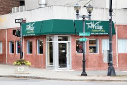 The Wedge Sandwich Shop, Yonkers, New York