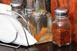 Condiments, Alladin, Bath Beach, Brooklyn