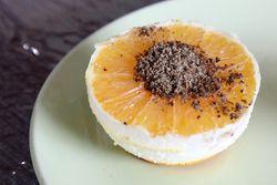 Naranja con pepitas, Jireh Restaurant, Bath Beach, Brooklyn