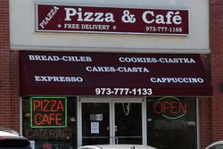Piazza Pizza & Cafe, Wallington, New Jersey
