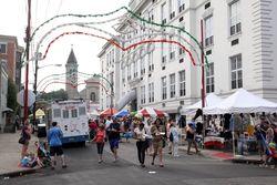 Saint Ann's Italian Festival, Hoboken, New Jersey