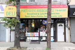 Portuguese American Deli, Queens Village, Queens