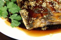 Haung Chow (Hangzhou) vinegar fish, Shanghai Cuisine 33, Flushing, Queens
