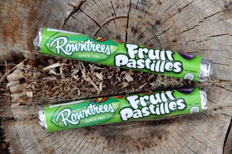 Rowntree's Fruit Pastilles, Butcher's Block, Sunnyside, Queens