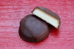 Tastykake peanut butter Kandy Kakes, Alpha & Omega Food Market, Atlantic City, New Jersey