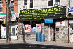 Legacy Africana Market, Stapleton, Staten Island