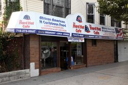 The Hard Hat Cafe, St George, Staten Island