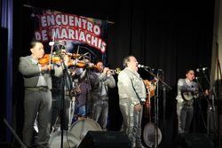 Performers, Santa Cecilia Mariachi Fest, Sunset Park, Brooklyn