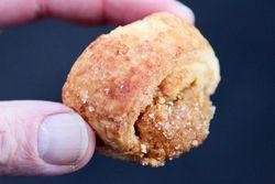 Cinnamon ruglah (rugele), Tastee Pattee, East Flatbush, Brooklyn