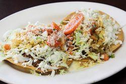 Honduran style enchiladas, Ruinas de Copan, Mott Haven, Bronx
