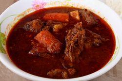 Sauce claire, Nabaya Restaurant, Melrose, Bronx