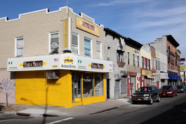 Naira Bread, Cypress Hills, Brooklyn