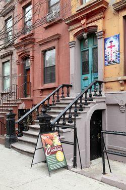 New Hope Community Kitchen, West 126th St, Manhattan