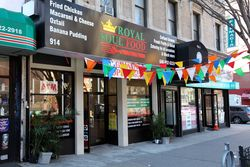 Royal Soul Food, Columbus Ave, Manhattan