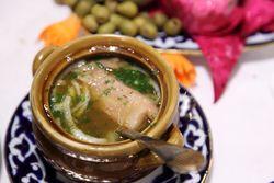 Osh-potche, Taste of Samarkand, Rego Park, Queens