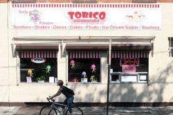 Torico Homemade Ice Cream Parlor, Jersey City