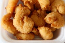 Fried shrimp, Troha's Chicken & Shrimp, Chicago