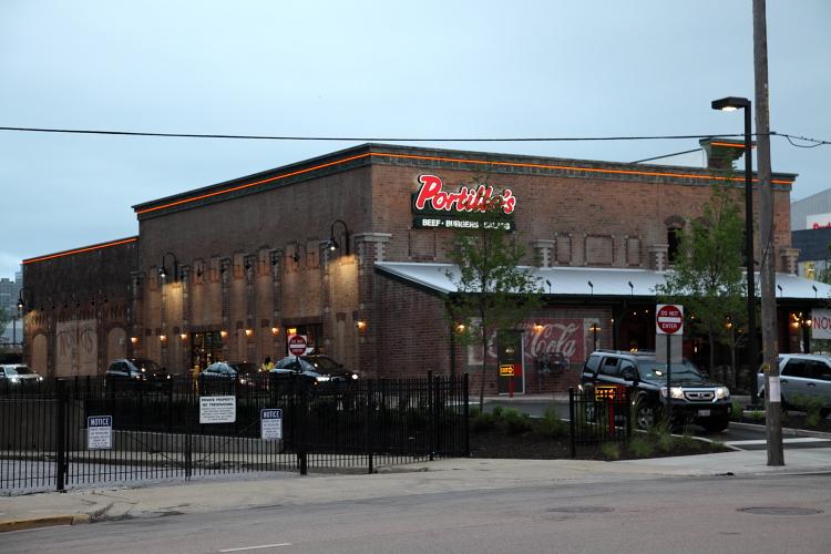 Portillo's, South Loop, Chicago