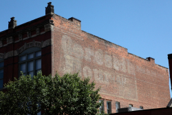 Ceresota Flour makes the best bread, surviving signage, Cleveland