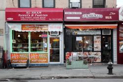 Al-Sham and Little Morocco, Astoria, Queens