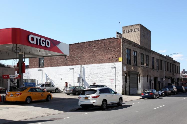 Renken  surviving signage  Clinton Hill  Brooklyn