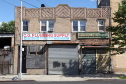 Luncheonette  surviving signage  Jamaica  Queens