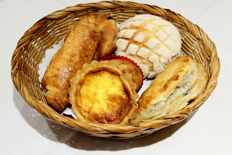 Pan dulce  Hotel Suites Amberes  Mexico City