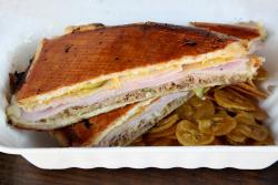 Cuban sandwich  My Cuban Spot  Gowanus  Brooklyn