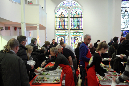 Danish Seamen's Church Christmas Fair  Plymouth Church  Brooklyn Heights  Brooklyn